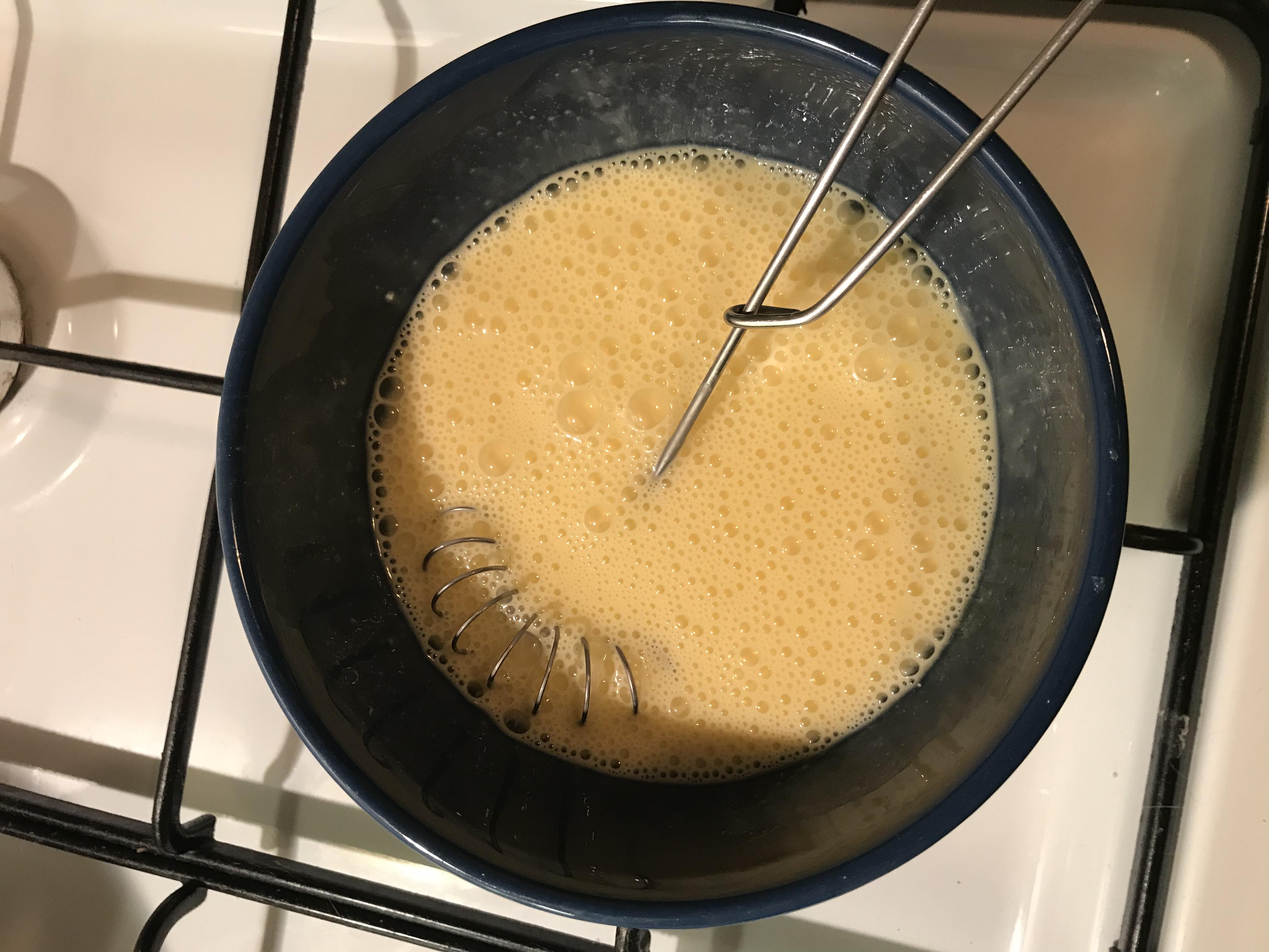 Cinnamon Omelett